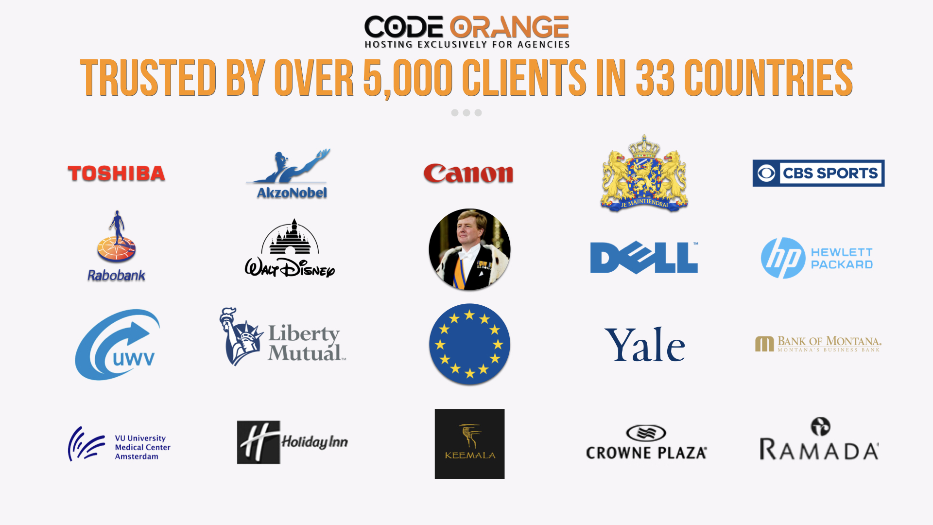 Code Orange Other Clients